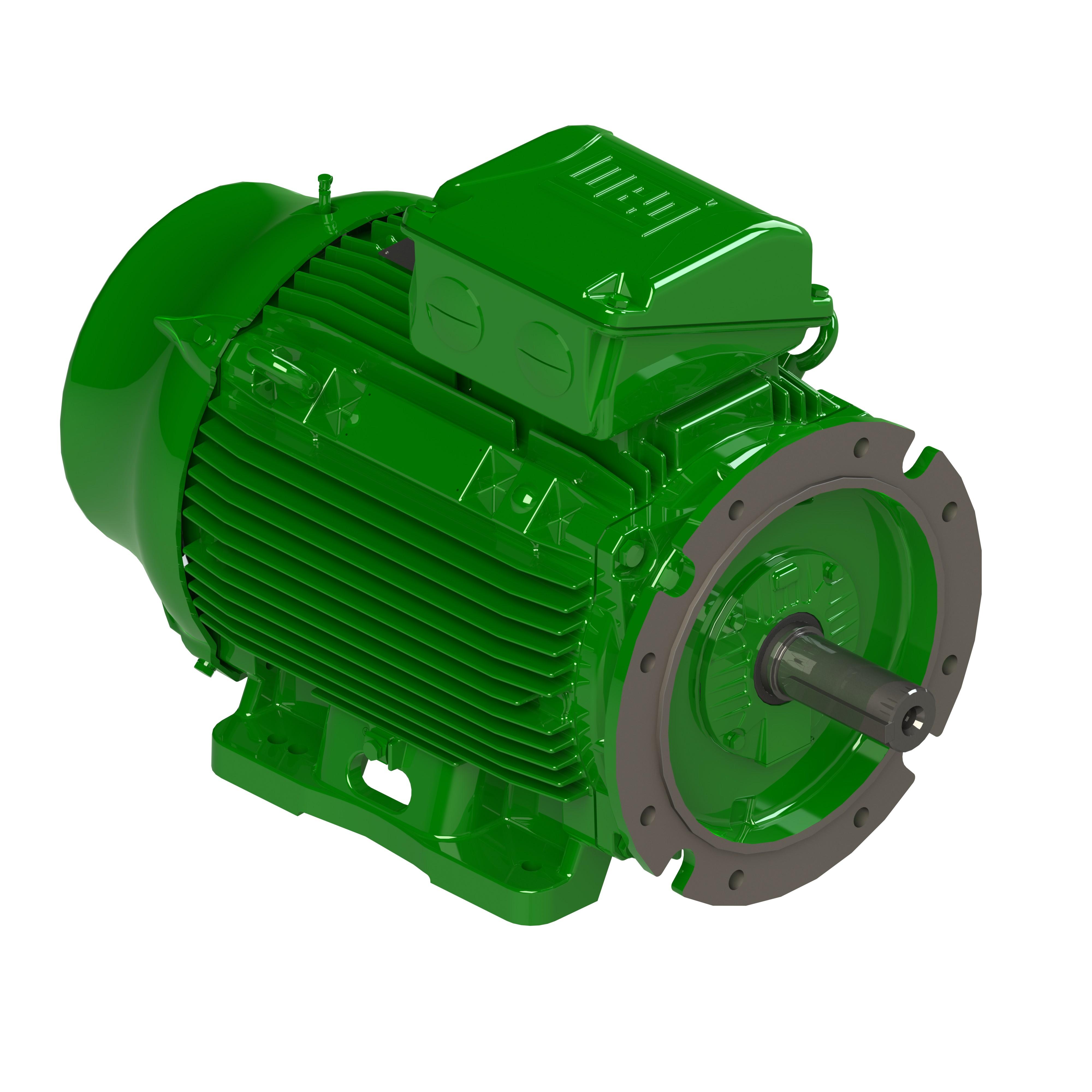 Grüner Motor, IE 3, B3-B5
