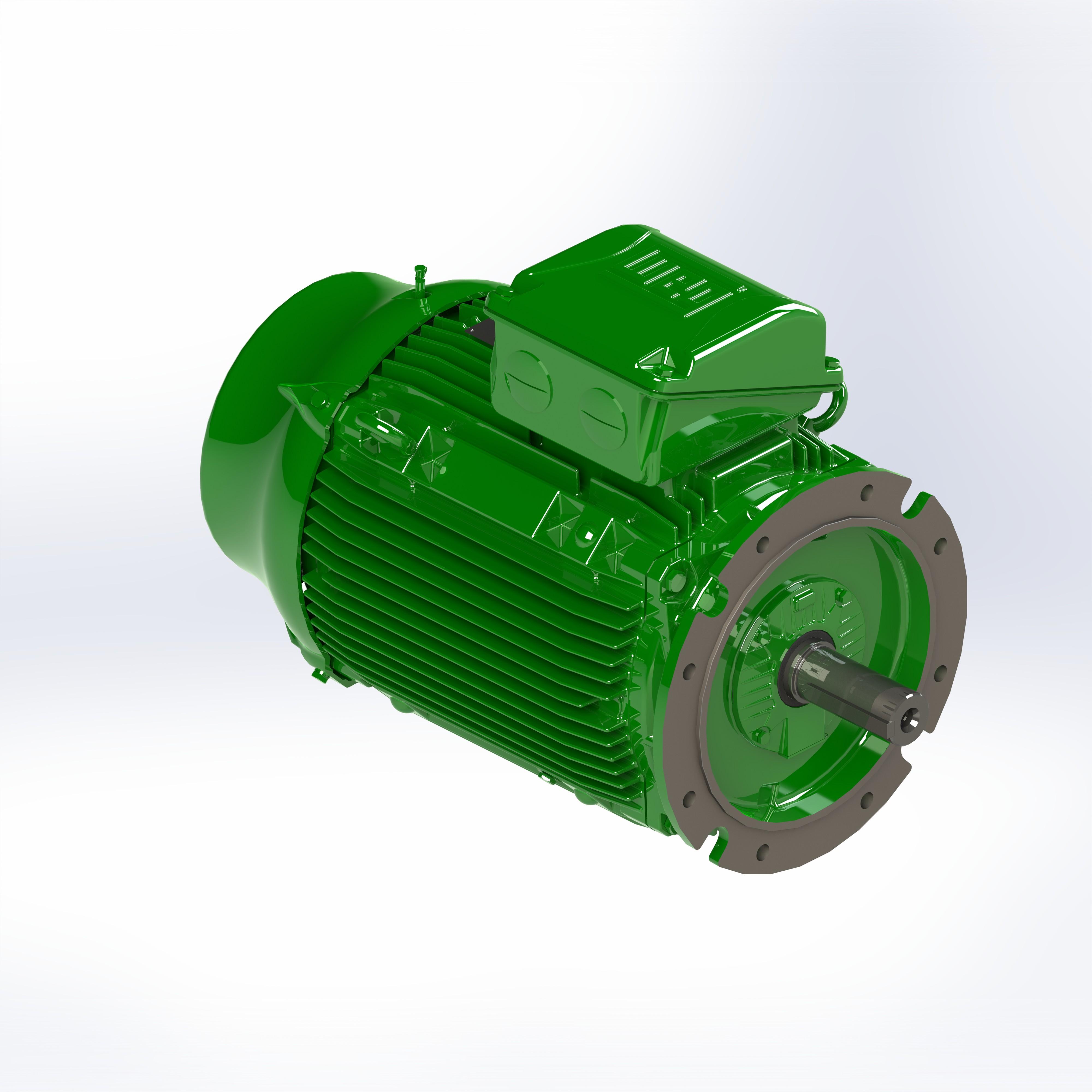 Grüner Motor, IE 3, B5